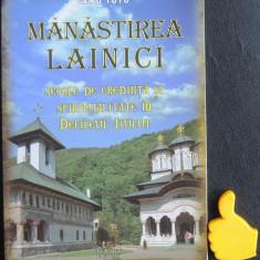 Manastirea Lainici Genu Tutu