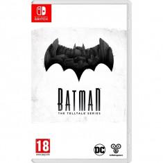 Telltale Batman Game Nintendo Switch
