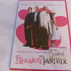 Pantera roz -dvd