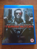 Terminator  [Blu-Ray Disc]  fara  subtitrare  in limba romana, BLU RAY, Engleza, mgm