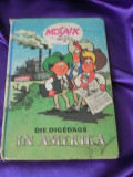 Mosaik Die Digedags in Amerika - benzi desenate germana