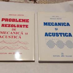 Hristev - Probleme rezolvate de mecanica si acustica/MECANICA SI ACUSTICA-2 VOL