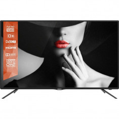 Televizor Horizon LED 43 HL5320F 109cm Full HD Black, 108 cm, Smart TV