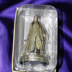 Figurina de colectie  Elrond. elf  - seria The Hobbit Eaglemoss. produs sigilat