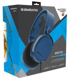 Casti Gaming Steelseries Arctis 3 Gaming Headset Blue
