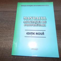 Manualul Asociatiei De Proprietari - Federatia Asociatiilor De Proprietari