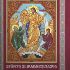 AS - SFANTA SI DUMNEZEIASCA EVANGHELIE