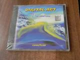 CD formatia Digital Art - Ro Ad-Ventura muzica electronica ambientala Romania