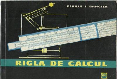 AMS - RIGLA DE CALCUL TEHNOLEMN foto