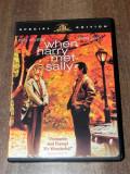 Dvd - When Harry met Sally - special edition USA Billy Crystal Meg Ryan, Franceza