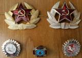 Epoleti,Medalie,Cascheta,Insigna,Casca Militara,Ruseasca,Sovietica,RSR