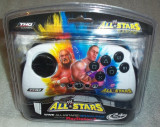 Controller PS3,  WWE All Stars Brawlpad, wireless, sigilat