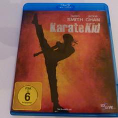 Karate kid - blu-ray, DVD, Engleza