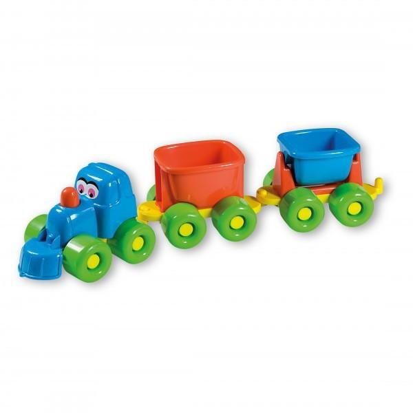 Trenulet Mini Worker 54 Cm Androni Giocatolli