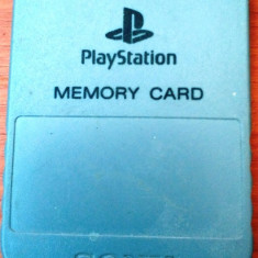 Card memorie 1 mb, Playstation 1!