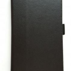 Husa neagra pentru Memo Pad 7 ME176C tip Mapa  TAB200