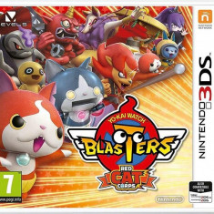 Yo-Kai Watch Blasters Red Cat Corps Nintendo 3Ds