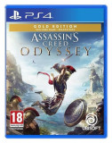 Assassin S Creed Odyssey Gold Edition Ps4