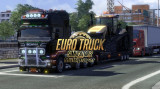 Euro Truck Simulator 2 PC Steam key, SCS Software