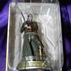 Figurina de colectie Elrond elf  seria The Hobbit Eaglemoss.  produs sigilat