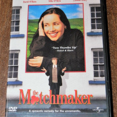 Dvd - The Matchmaker,    original USA comedie, Franceza, universal pictures