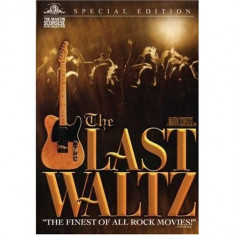 Band The The Last Waltz 1978 (dvd)
