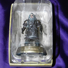 Figurina de colectie  Oin the Dwarf - seria The Hobbit Eaglemoss. produs sigilat