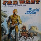 Pif Histoire du Far-West Daniel Boone