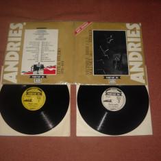 ALEXANDRU ANDRIEȘ : Vecinele Mele 1,2,3 (volumul 1 & 2) (1992)-Eurostar (2 LP), VINIL