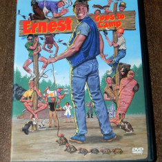 Dvd comedie Ernest Goes to Camp - Jim Varney, Victoria Racimo, John Vernon, Franceza, universal pictures