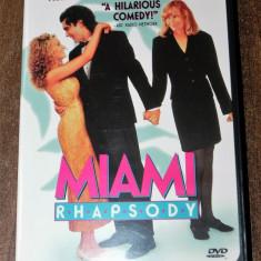 Dvd Miami Rhapsody original USA Sarah Jessica Parker Antonio Banderas Mia Farrow, Franceza, universal pictures
