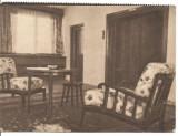(A)carte postala(ilustrata)-BASARABIA-VALCOV-Interior  Hotel Delta, Necirculata, Printata