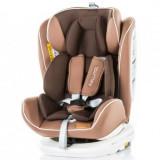 Scaun Auto Copii Sistem Isofix Tourneo 0-36 kg - Mocca, Chipolino