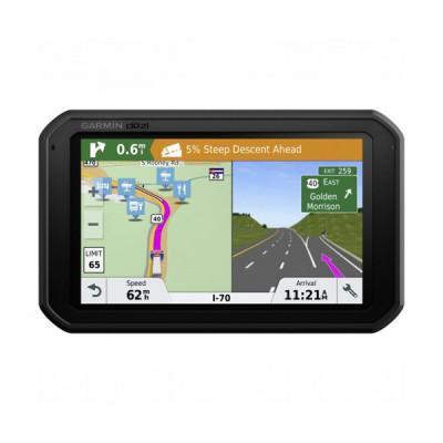 "Navigator GPS GARMIN DELZ-780 7"" WIFI Negru foto"