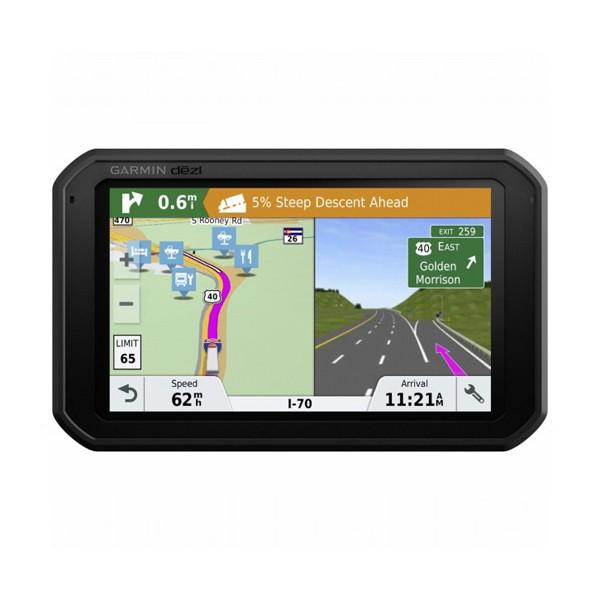 "Navigator GPS GARMIN DELZ-780 7"" WIFI Negru"