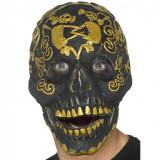Masca Schelet Deluxe Masquerade Skull Mask - Carnaval24