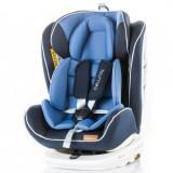 Scaun Auto Copii cu Sistem Isofix Tourneo 0-36 kg - Blue, Chipolino