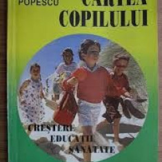 Octavian popescu cartea COPILULUI