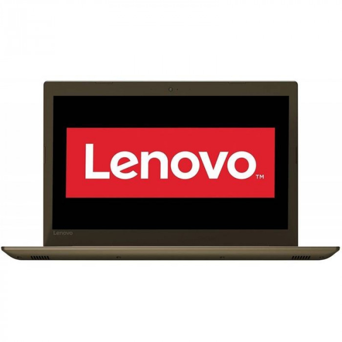 Laptop Lenovo IdeaPad 520-15IKBR 15.6 inch FHD Intel Core i7-8550U 8GB DDR4 256GB SSD Bronze