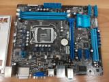 Placa de baza Asus P8H61-M LE socket 1155., Pentru INTEL, DDR 3