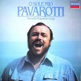 Luciano Pavarotti O Sole Mio LP cutout (vinyl)