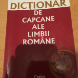 DICTIONAR DE CAPCANE ALE LIMBII ROMANE pentru ADMITERE DREPT