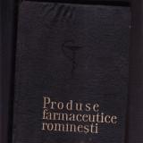 PRODUSE FARMACEUTICE ROMANEST