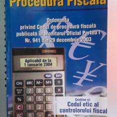CODUL DE PROCEDURA FISCALA , CODUL ETIC AL CONTROLORULUI FISCAL