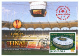 1016-a , FOOTBALL, Romania - Maximum card - 2012