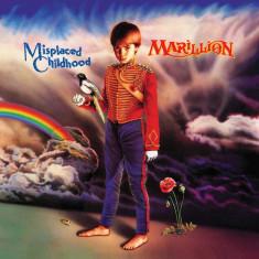 Marillion Misplaced Childhood 2017 remastered (cd)