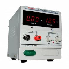 Sursă de Laborator Plusivo PS-1503D (15 V, 3 A)
