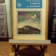"Vasile Alecsandri - Legende si pasteluri ""A5834"""