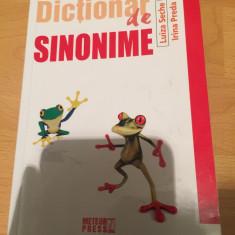 DICTIONAR DE SINONIME ADMITERE DREPT