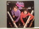 MAREK & VACEK – LIVE – WORLD FAMOUS PIANISTS – 2LP SET (1975/EMI/RFG) - VINIL/NM, emi records